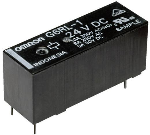 Printrelais 12 V/DC 10 A 1 Wechsler Omron G6RL-14-ASI 12 VDC 1 St.