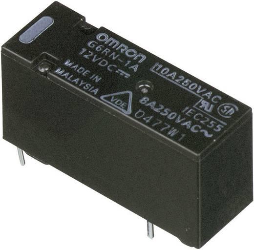 Printrelais 12 V/DC 8 A 1 Wechsler Omron G6RN-1 12DC 1 St.