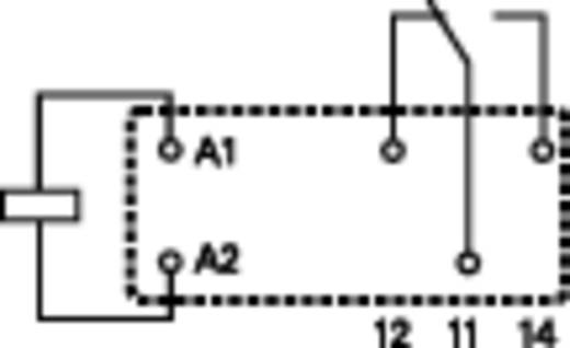 Printrelais 24 V/AC 12 A 1 Wechsler TE Connectivity RT114524 1 St.
