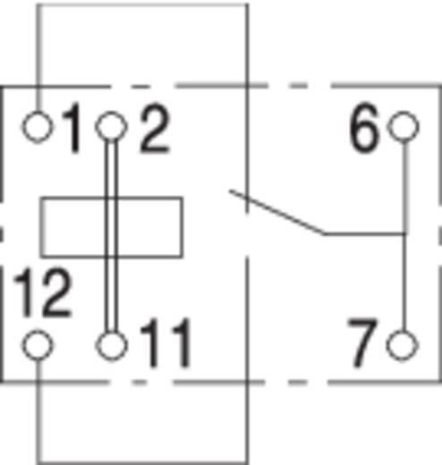 Relaisplatine bestückt 1 St. Conrad Components REL-PCB4 2 1 Wechsler 12 V/DC