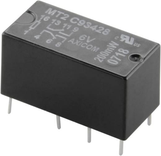Printrelais 24 V/DC 2 A 2 Wechsler TE Connectivity C93419 1 St.
