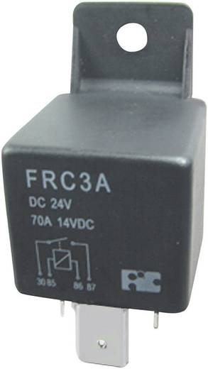 Kfz-Relais 24 V/DC 70 A 1 Schließer FiC FRC3A-DC24V