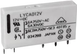 Relais pour circuits imprimés Fujitsu FTR-LYCA024V 24 V/DC 6 A 1 inverseur (RT) 1 pc(s)