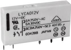Relé do DPS Fujitsu FTR-LYCA005V, 5 V/DC, 6 A, 1 prepínací, 1 ks
