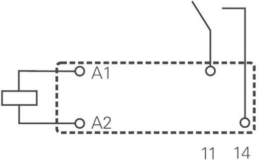 Printrelais 12 V/DC 8 A 1 Schließer TE Connectivity RY531012 1 St.