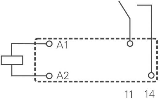 Printrelais 24 V/DC 8 A 1 Schließer TE Connectivity RY531024 1 St.