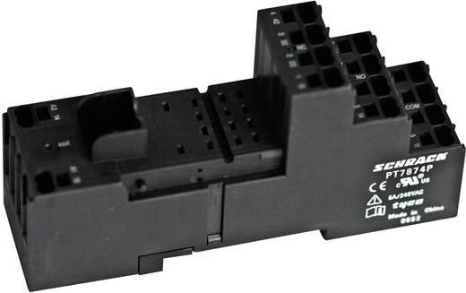 Relaissockel 1 St. TE Connectivity PT7874P