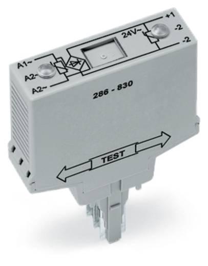 Brückengleichrichterbaustein mit Varistor 1 St. WAGO 286-830 Passend für Serie: Wago Serie 280 Passend für Modell: Wago