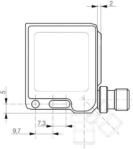 Farbsensor FTS-4055-303 Contrinex 10 - 30 V/DC 1 St.
