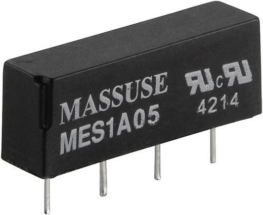 Reed-Relais 1 Schließer 5 V/DC 0.5 A 10 W SIP-4 MES1A05