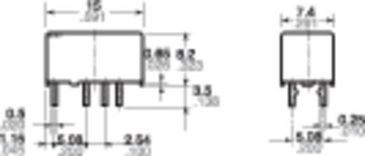 Panasonic TX212 Print Printrelais 12 V/DC 2 A 2 Wechsler 1 St.