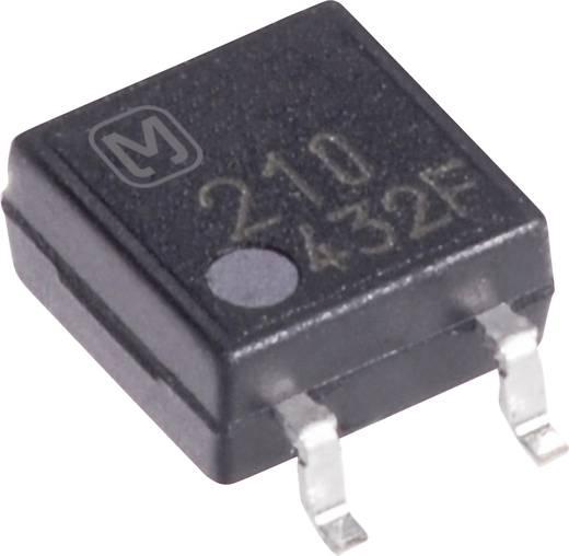 PhotoMOS-Relais 1 St. Panasonic AQY210KS 1 Schließer 350 V/DC, 350 V/AC 120 mA Polzahl: 4