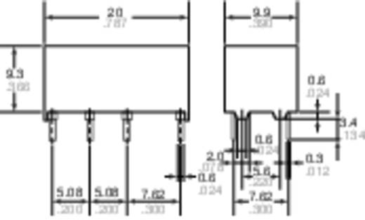 Panasonic DS2YS24 Printrelais 24 V/DC 2 A 2 Wechsler 1 St.