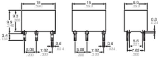 Printrelais 24 V/DC 2 A 1 Wechsler Panasonic DS1ES24 1 St.