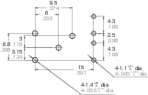 Kfz-Relais 12 V/DC 20 A 2 Wechsler Panasonic ACT212