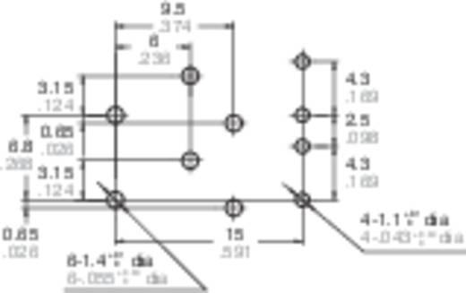 Kfz-Relais 12 V/DC 20 A 2 Wechsler Panasonic ACT512