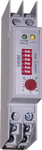 Zeitrelais Multifunktional 1 St. HSB Industrieelektronik ZEITR.1XUM ANZ.U.ABF.VERZ. Zeitbereich: 0.05 s - 10 min 1 Schließer