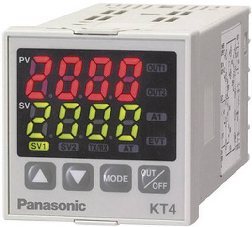 PID Temperaturregler Panasonic AKT4111100J K, J, R, S, B, E, T, N, PL-II, C, Pt100, Pt100 -200 bis +1820 °C Relais 3 A (