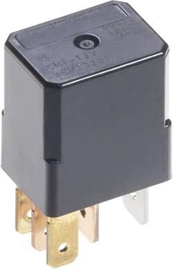 Automobilové relé Panasonic CM112, spínací 35 A/14 VDC, rozpínací 20 A/14 VDC, 1500 mW