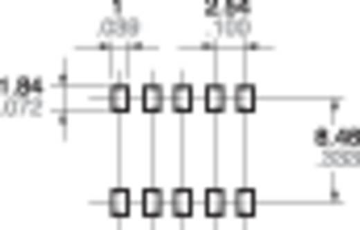 SMD-Relais 5 V/DC 2 A 2 Wechsler Panasonic TQ2SA5 1 St.