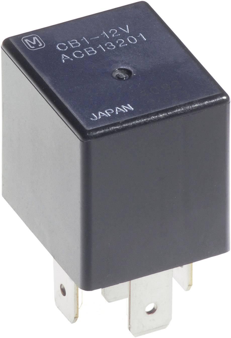 Panasonic JJM2W12 Kfz-Relais 12 V//DC 12 A 2 Schließer