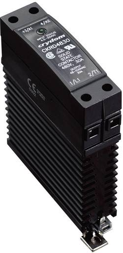 Elektronické zátěžové relé pro montáž na DIN lištu série CKR Crydom CKRD2430 30 A 1 ks