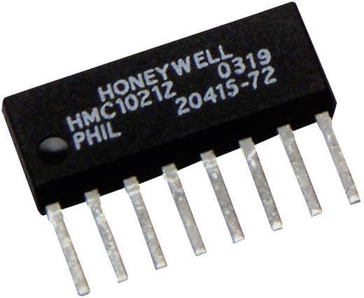 Hallsensor Honeywell HMC1021ZRC 5 - 25 V/DC Messbereich: -477.462 - +477.462 A/m SIP-8 Löten