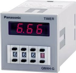 Časové relé Panasonic QM4HSU2C240VJ, 8pól., 100 - 240 V, 10 A