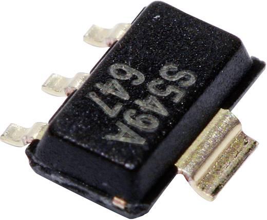 Hallsensor Honeywell SS549A-T 3.8 - 30 V/DC Messbereich: +0.0235 - +0.039 T SOT-89 B Löten