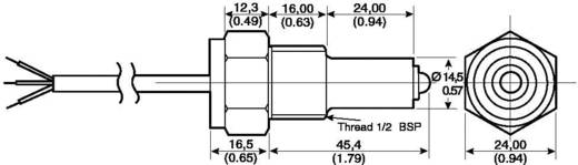Füllstands-Sensor 1 St. LLE205000 Honeywell Betriebsspannung (Bereich): 5 - 12 V/DC