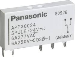Relé do DPS Panasonic APF10212, 12 V/DC, 6 A, 1 spínací, 1 ks