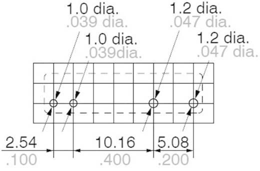 Printrelais 12 V/DC 5 A 1 Schließer Panasonic PA1A12 1 St.
