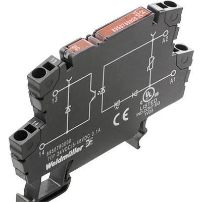 Weidmüller Optokopplerrelais 1 St. TOP 230VAC/48VDC 0.5A RC Schaltspannung (max.): 48 V/DC Preisvergleich