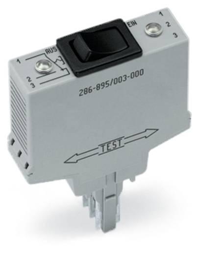 Schalterbaustein 1 St. WAGO 286-895 Passend für Serie: Wago Serie 280 Passend für Modell: Wago 280-609, Wago 280-619, Wago 280-763