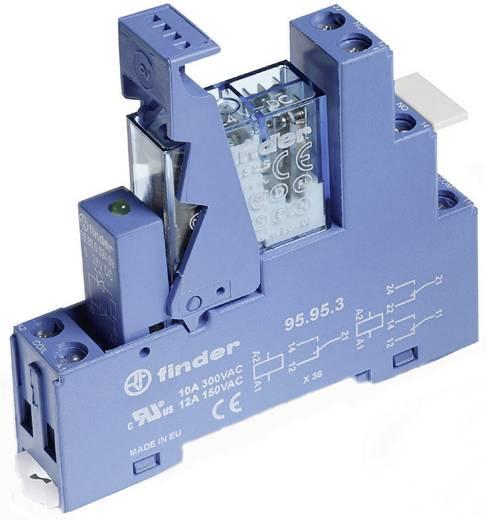 Relaisbaustein 1 St. Finder 49.52.9.012.0050 Nennspannung: 12 V/DC Schaltstrom (max.): 8 A 2 Wechsler