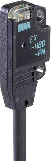 Panasonic EX11BPN Einweg-Lichtschranke Fronttyp dunkelschaltend 12 - 24 V/DC 1 St.