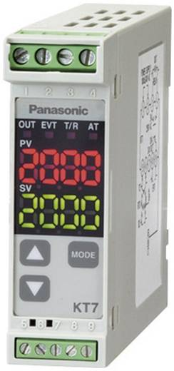 Temperaturregler Panasonic AKT7111100J K, J, R, S, B, E, T, N, PL-II, C, Pt100, Pt100 -200 bis +1820 °C Relais 3 A, Tra