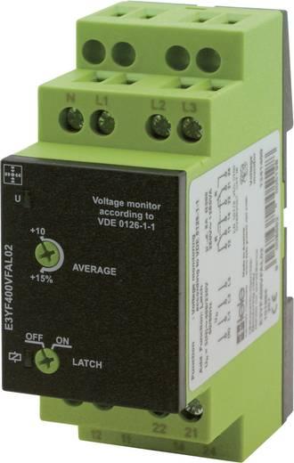 Überwachungsrelais 1 Wechsler 1 St. tele E3YF400VFAL02 3-Phasen, Spannung