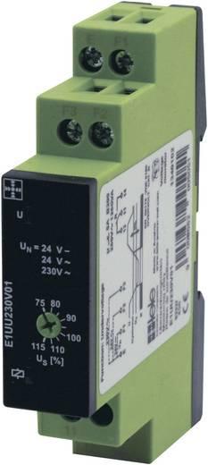 Überwachungsrelais 1 Wechsler 1 St. tele E1UU230V01 1-Phase, Spannung