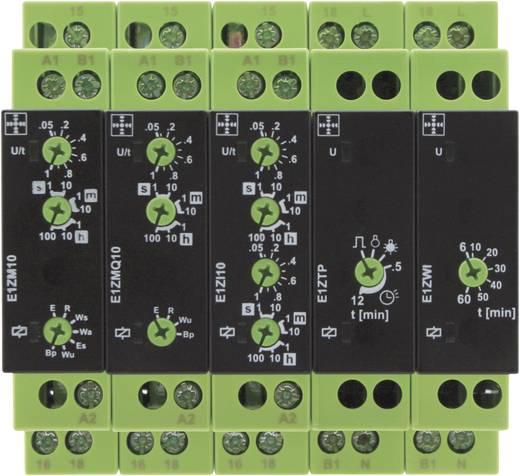 Zeitrelais Multifunktional 1 St. tele E1ZMQ10 24-240VAC/DC 1 Wechsler