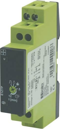 tele E1ZTP 230V AC Treppenhaus-Lichtautomat Multifunktional 1 St. Zeitbereich: 0.5 - 12 min 1 Wechsler