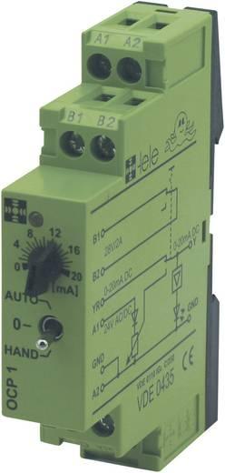 Koppelrelais 1 St. 24 V/DC, 24 V/AC tele OCP1 24VAC/DC 0 - 20MA