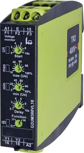 Überwachungsrelais 24 - 400 V/AC 1 Wechsler 1 St. tele G2UM300VL10 1-Phase, Spannung