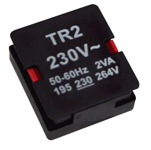 Powermodul für Überwachungsrelais 1 St. tele TR2-230VAC Passend für Serie: Tele Serie GAMMA