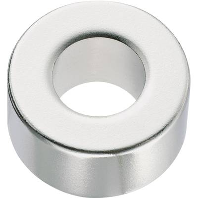 Conrad Components Permanent-Magnet Ring N35M 1.24 T Grenztemperatur (max.): 100 °C Preisvergleich