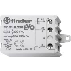 Impulzný spínač Finder 27.21.8.230.0000, 1 spínací, 230 V/AC, 10 A, 2300 VA