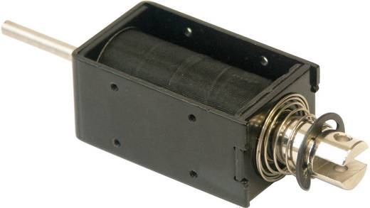 Hubmagnet drückend 8 N 75 N 12 V/DC 12.7 W Intertec ITS-LS-4035-D-12VDC