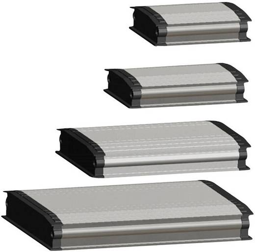 Profilgehäuse aus Aluminium für Mess-Systeme Aluminium (eloxiert), Schwarz B+B Thermo-Technik GEH-APG-T1-C1-A (L x B x
