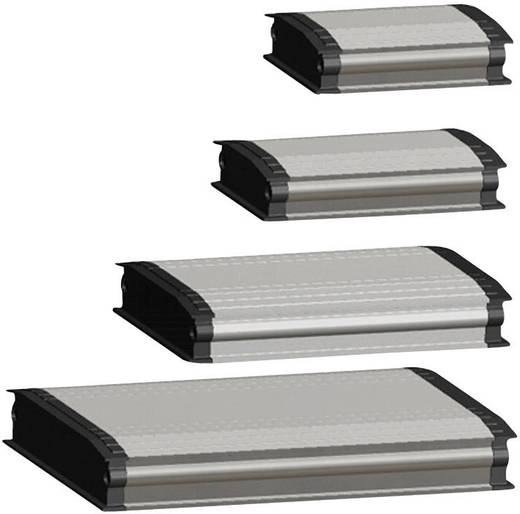 Profilgehäuse aus Aluminium für Mess-Systeme Aluminium (eloxiert), Schwarz B+B Thermo-Technik GEH-APG-T1-C1-B (L x B x