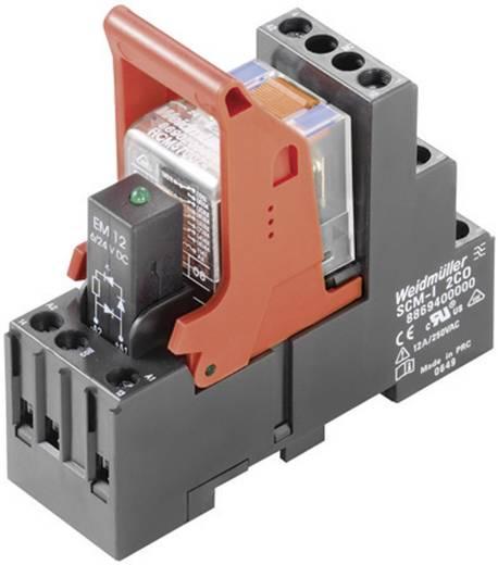 Relaisbaustein 1 St. Weidmüller RCMKIT-I 24VAC 2CO LD Nennspannung: 24 V/AC Schaltstrom (max.): 12 A 2 Wechsler